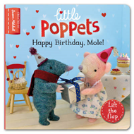 Little Poppets: Happy Birthday, Mole! (BOK)