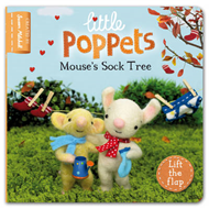 Little Poppets: Mouse's Sock Tree (BOK)