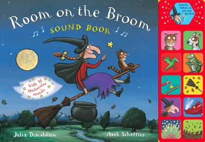 Room on the Broom Sound Book (BOK)