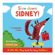 Slow Down, Sidney! (BOK)