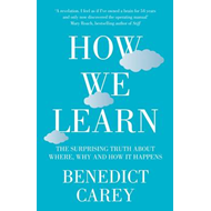 How We Learn: The Surprising Truth About When, Where and Why it Happens (BOK)