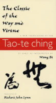 Classic of the Way and Virtue (BOK)