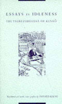 Essays in Idleness (BOK)