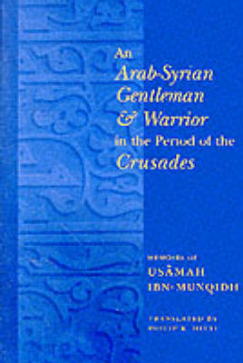 Arab-Syrian Gentleman and Warrior in the Period of the Crusa (BOK)