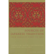 Sources of Japanese Tradition (BOK)