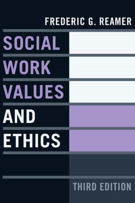 Social Work Values and Ethics (BOK)