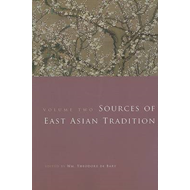 Sources of East Asian Tradition: The Modern Period (BOK)