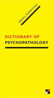 The Dictionary of Psychopathology (BOK)