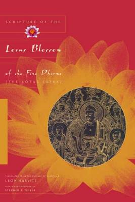Scripture of the Lotus Blossom of the Fine Dharma (The Lotus Sutra) (BOK)