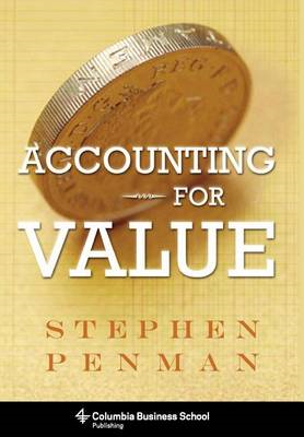 Accounting for Value (BOK)
