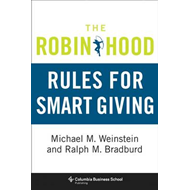 The Robin Hood Rules for Smart Giving (BOK)