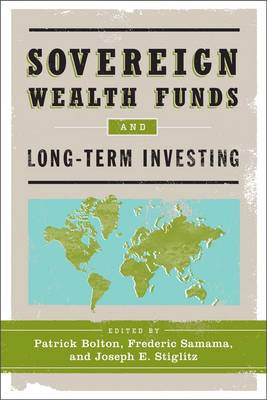 Sovereign Wealth Funds and Long-Term Investing (BOK)