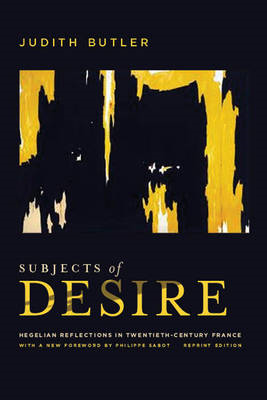 Subjects of Desire (BOK)