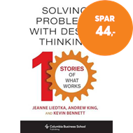 Produktbilde for Solving Problems with Design Thinking (BOK)