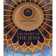 The story of the Jews (BOK)
