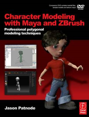 Character Modeling with Maya and ZBrush (BOK)