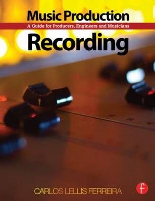 Music Production: Recording (BOK)
