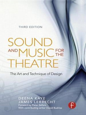 Sound and Music for the Theatre (BOK)