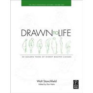 Drawn to Life: 20 Golden Years of Disney Master Classes (BOK)
