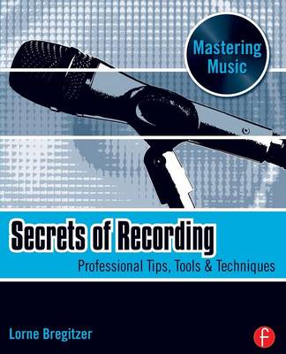 Secrets of Recording (BOK)