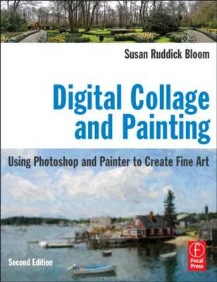 Digital Collage and Painting (BOK)