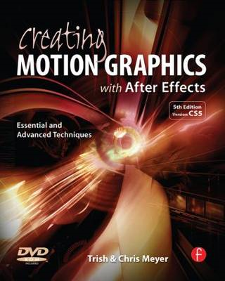 Creating Motion Graphics with After Effects (BOK)