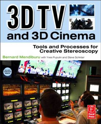 3D TV and 3D Cinema (BOK)