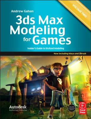 3Ds Max Modeling for Games (BOK)