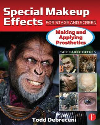 Special Makeup Effects for Stage and Screen (BOK)