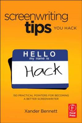 Screenwriting Tips, You Hack (BOK)