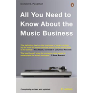 All You Need to Know About the Music Business (BOK)