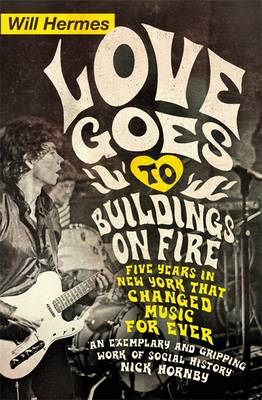 Love Goes to Buildings on Fire (BOK)