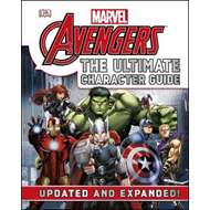 Marvel The Avengers The Ultimate Character Guide (BOK)