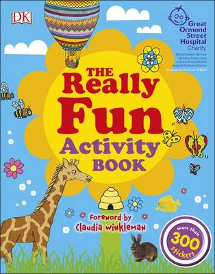Really Fun Activity Book (BOK)