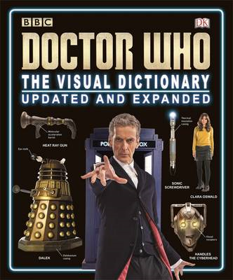 Doctor Who the Visual Dictionary Updated and Expanded (BOK)