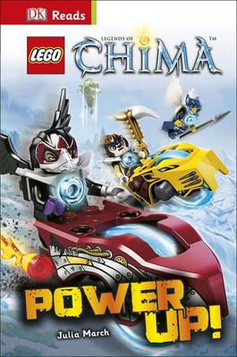 Lego Legends of Chima Power Up! (BOK)