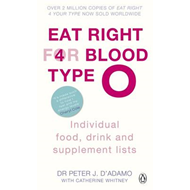 Eat Right for Blood Type O (BOK)