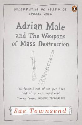 Adrian Mole and The Weapons of Mass Destruction (BOK)