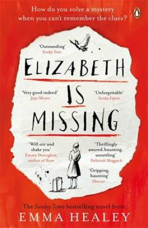 Elizabeth is Missing (BOK)