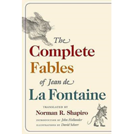 Complete Fables of Jean de La Fontaine (BOK)