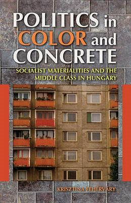 Politics in Color and Concrete: Socialist Materialities and the Middle Class in Hungary (BOK)