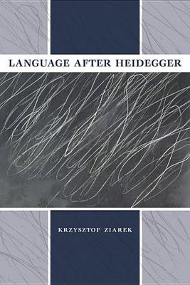 Language After Heidegger (BOK)
