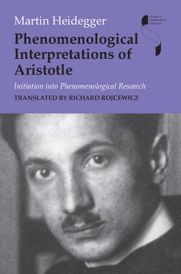 Phenomenological Interpretations of Aristotle (BOK)