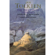 Treason of Isengard (the History of Middle-Earth, Book 7) (BOK)