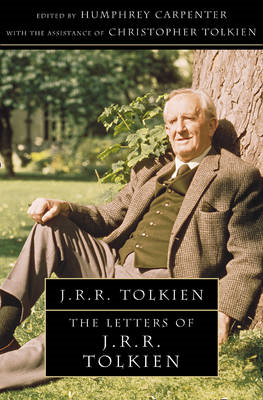 The letters of J.R.R. Tolkien (BOK)