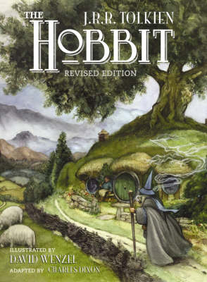The Hobbit: Graphic Novel (BOK)