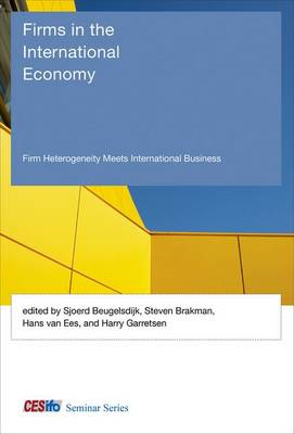 Firms in the International Economy (BOK)