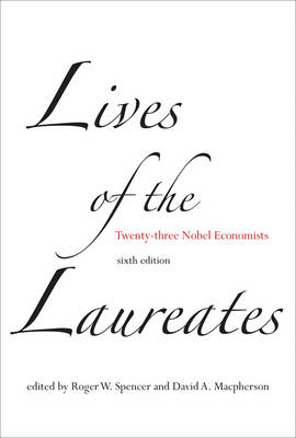 Lives of the Laureates (BOK)