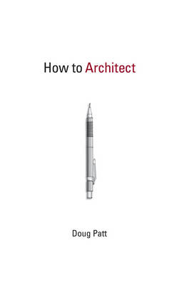 How to Architect (BOK)
