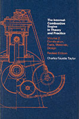 The Internal Combustion Engine in Theory and Practice (BOK)